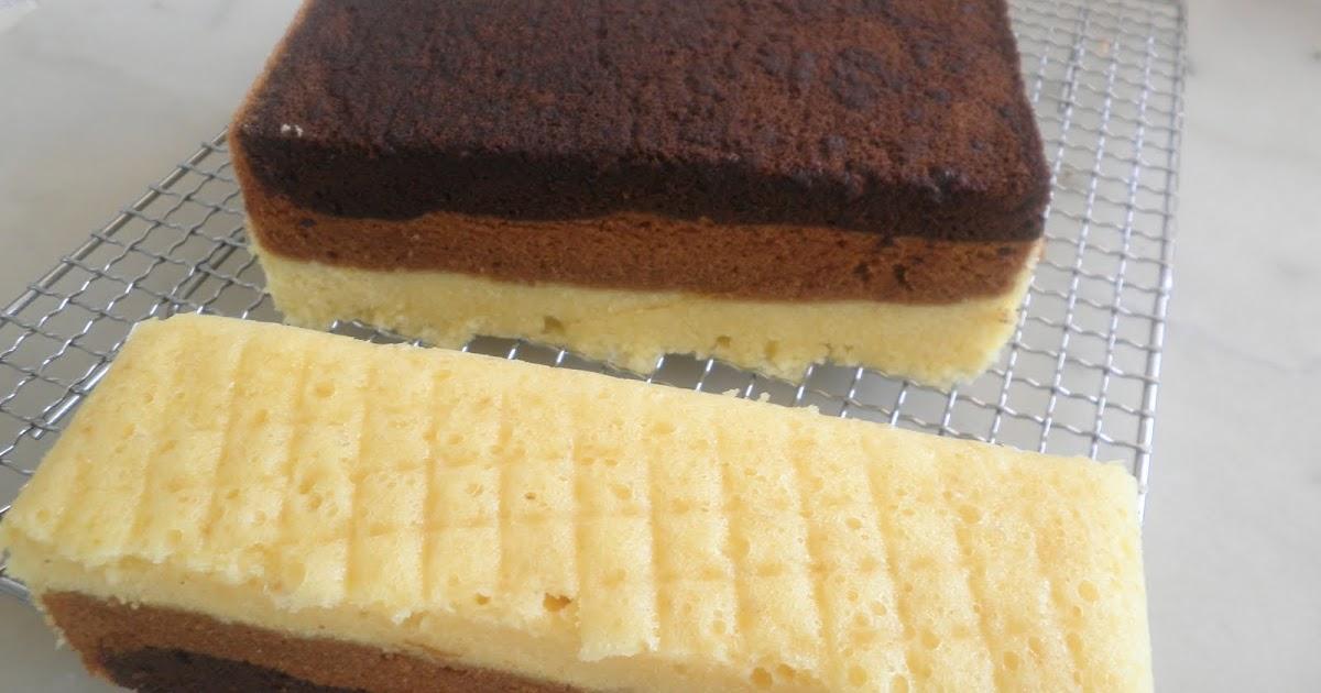 Steamed Mocha Cake Recipe