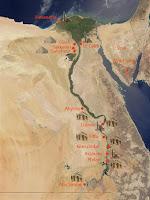 studiamo la civiltà egizia