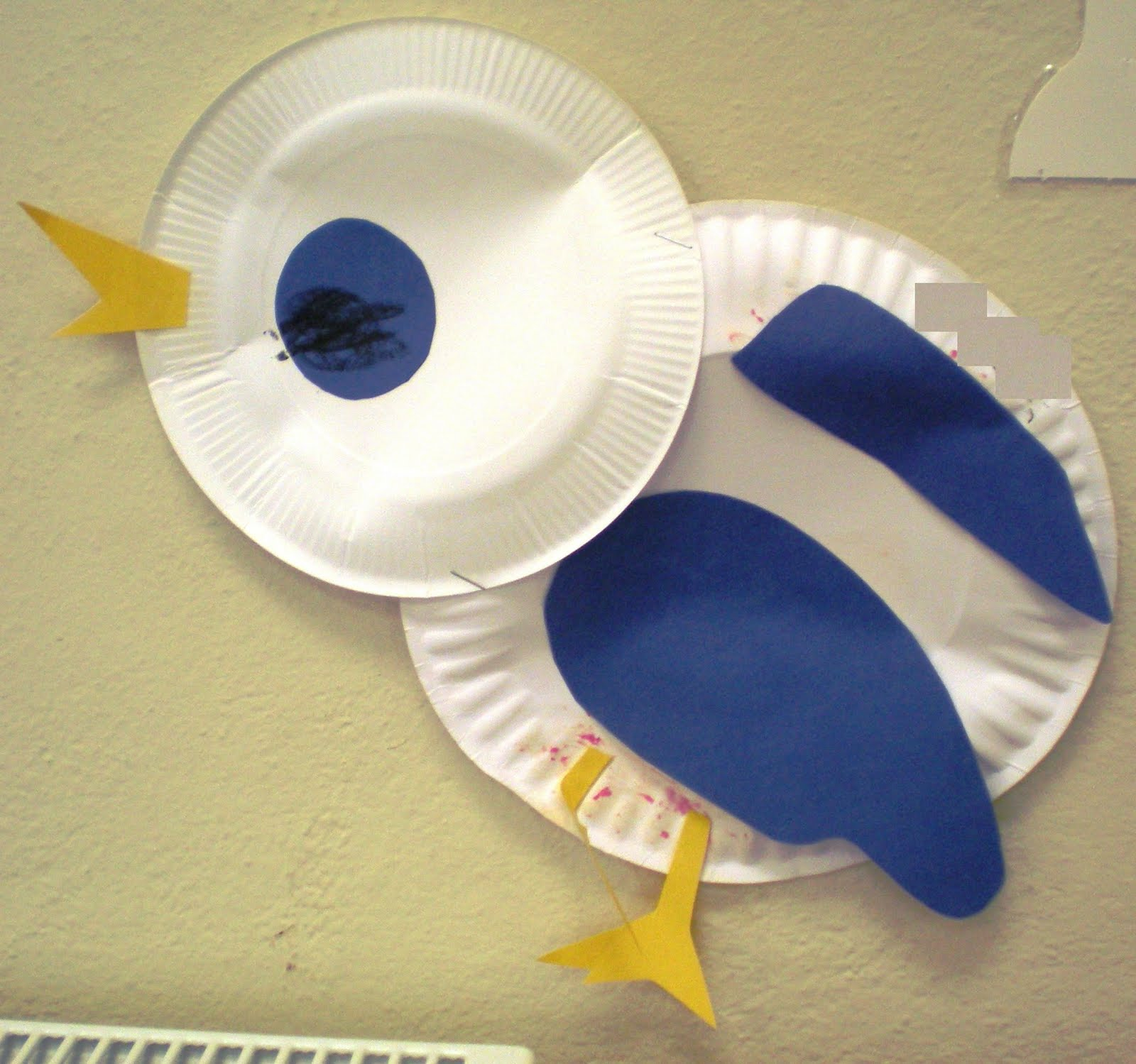 Preschool Playbook Baby Birds