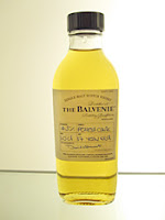 balvenie 17 years old 'peated cask' 10cl sample