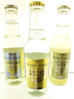fever-tree tonic, lemonade and ginger beer