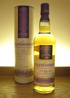 glendronach 14 years old sauternes cask finish