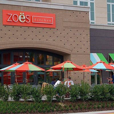 Zoes Kitchen Under  Calories Menu