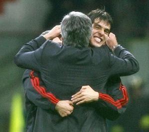 AC Milan hanya bisa bermain imbang tanpa gol dengan Napoli di giornata  Terkini Kaka' Harapkan Carletto
