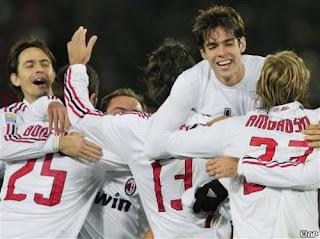 Namapaknya final demam isu ini Milan melewatinya dengan rasa was Terkini Pahit Manis di Akhir Musim
