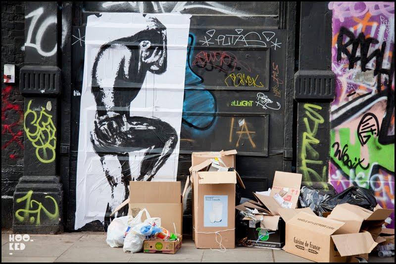 London Street Art WK Interact