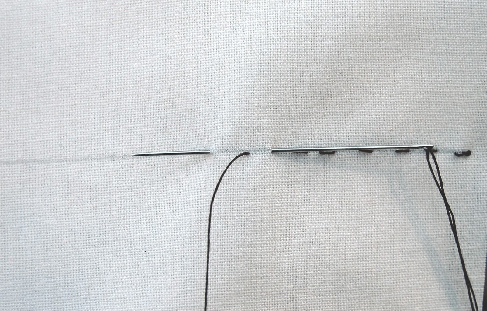 Miss Sews It All Hand Sewing The Basic Stitches