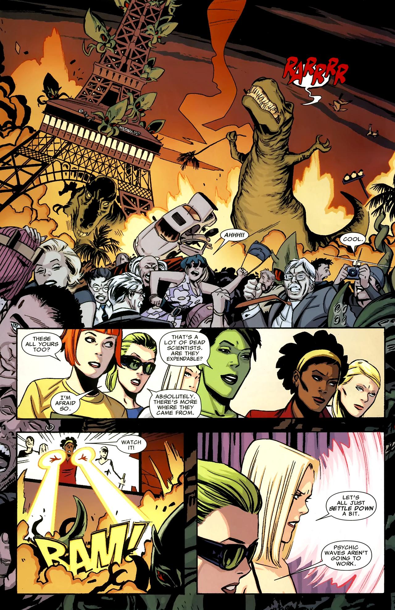Read online Heralds comic -  Issue #1 - 20