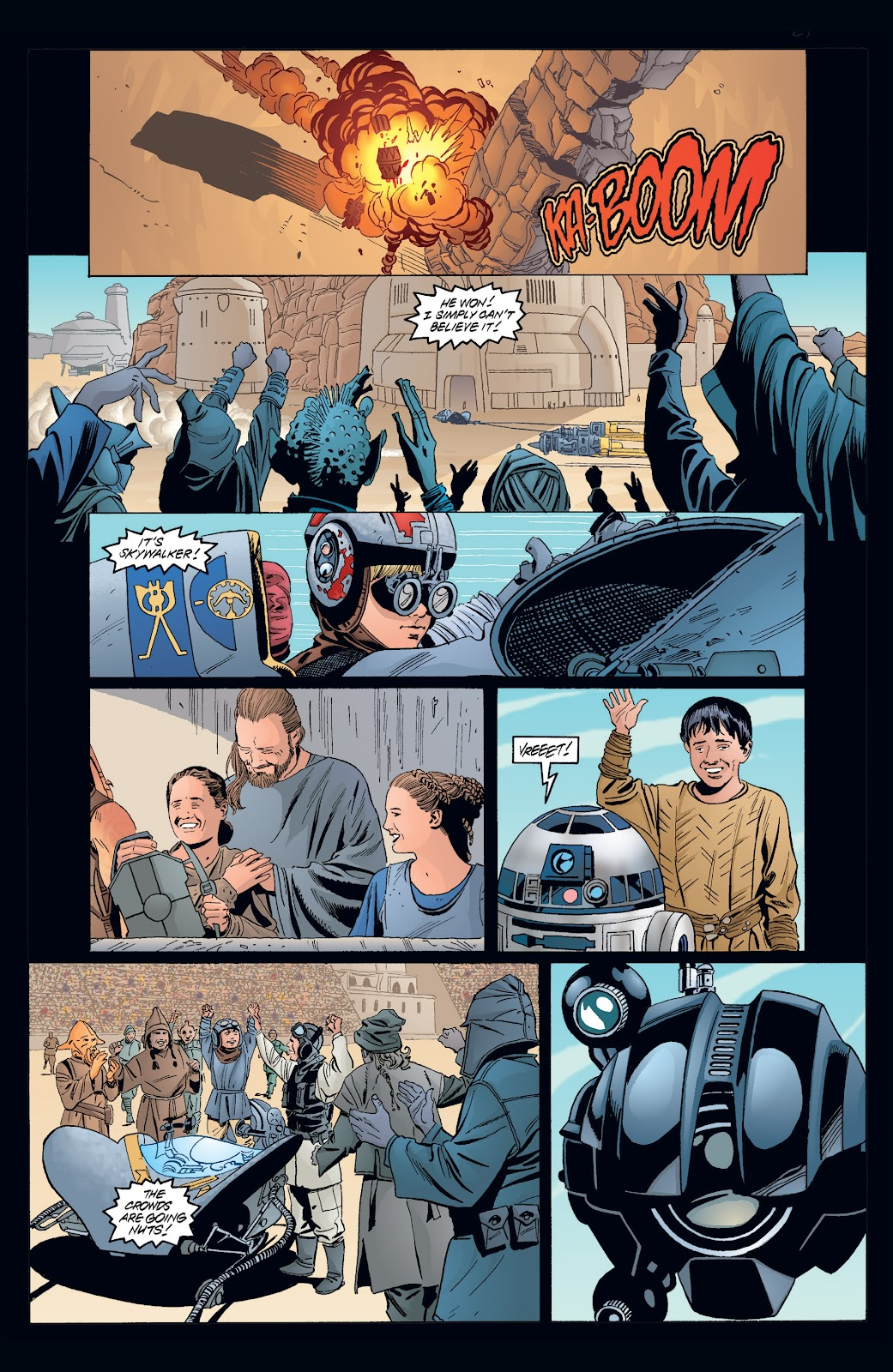 Read online Star Wars Legends: Rise of the Sith - Epic Collection comic -  Issue # TPB 2 (Part 3) - 87