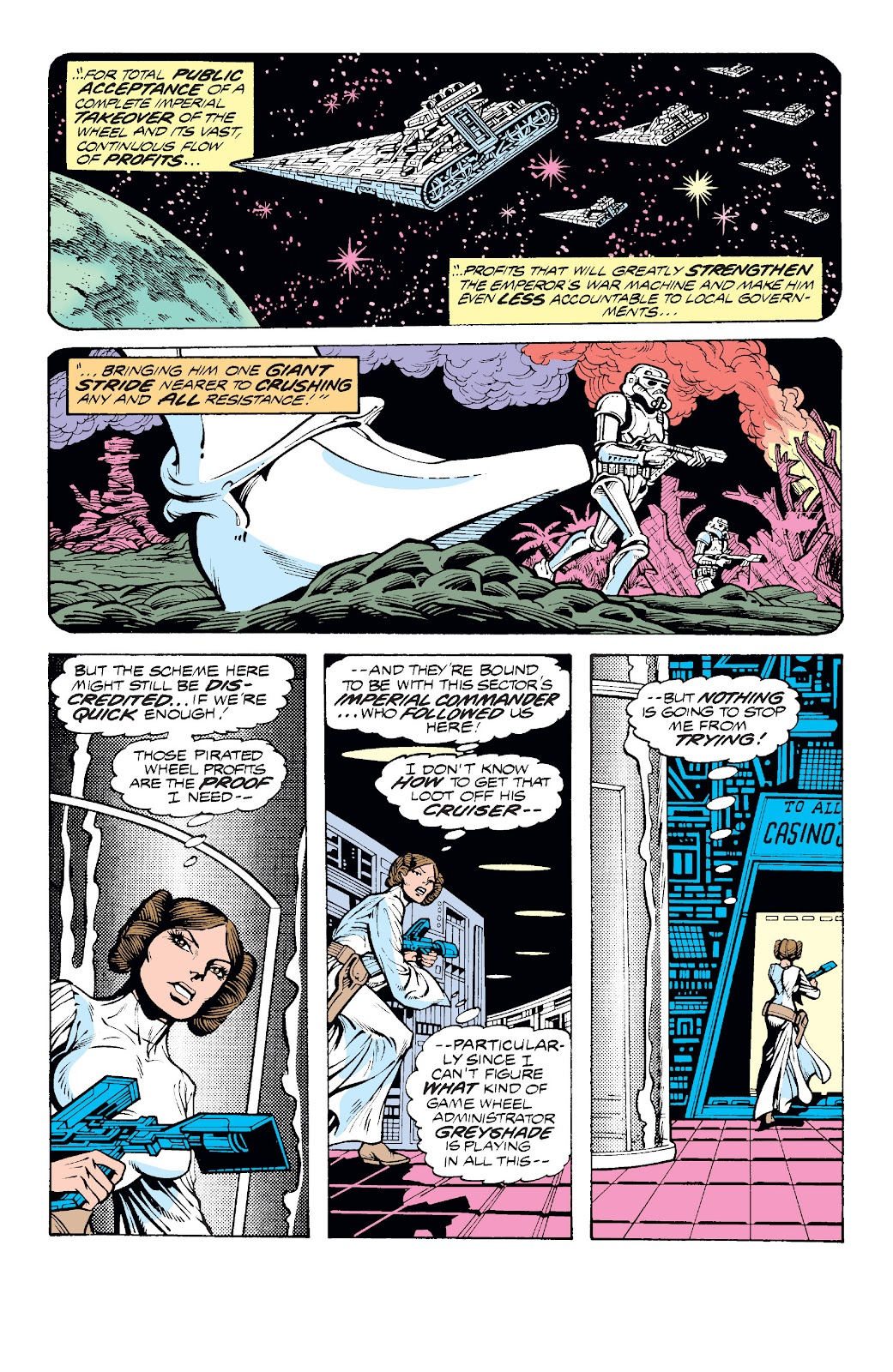 Read online Star Wars Legends: The Original Marvel Years - Epic Collection comic -  Issue # TPB 1 (Part 4) - 72