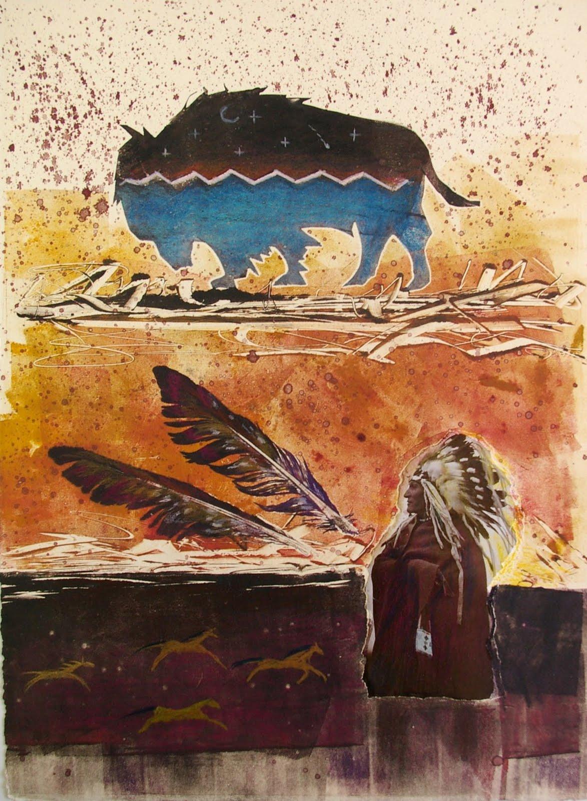 ron toahani jackson navajo artist