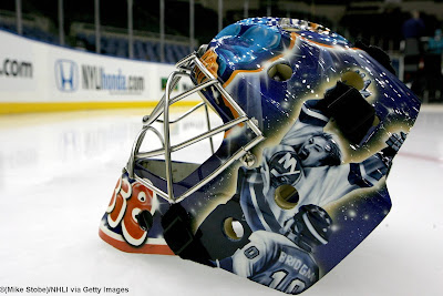 The 50 Coolest Goalie Masks in NHL History | Bleacher Report