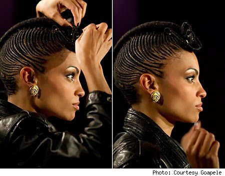 south africa hair style naturally beautiful hair goapele s hair style how to 6701
