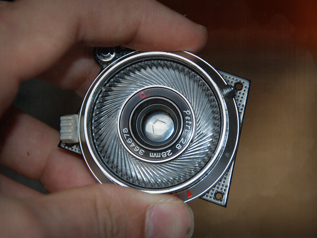 ANALOG CAMERA FOR DUMMIES: PETRI 7 - DISASSEMBLY