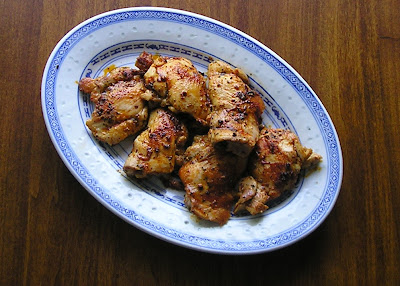 Spicy Sautéed Chicken
