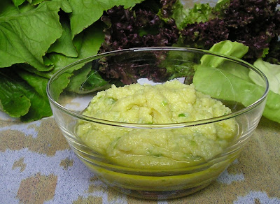 Sydney Smith's Salad Dressing from the poem