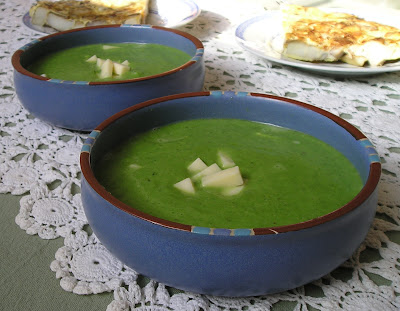 Gordon Ramsays Broccoli Soup