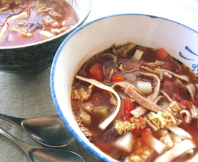 Winter Minestrone