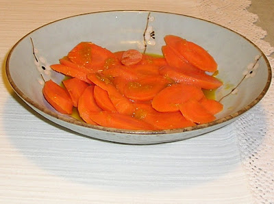 Lemon-Apricot Carrots