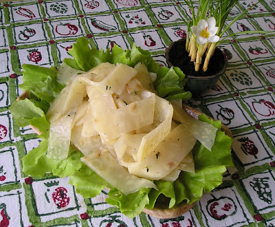 German Celeriac Salad