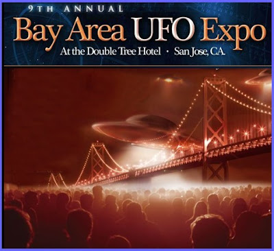 Bay Area UFO Expo 07 Logo