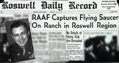 Roswell Daily Record and Blanchard