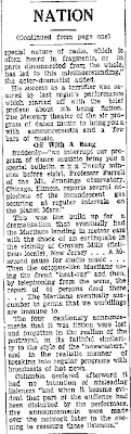Nation is Swept By Hysteria Over Martian Invasion - The Daily Times News (Body B) 10-31-08