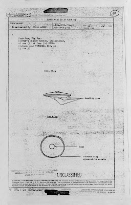 AISS UFO Report of Joseph Long (C)