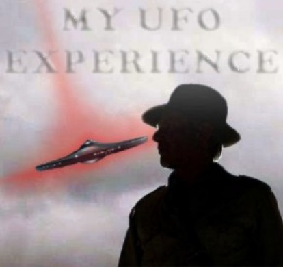 Silent, Disc-Shaped Object Hovering Over Field – MY UFO EXPERIENCE