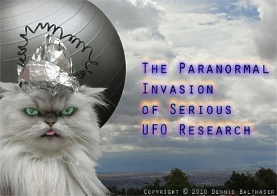 The Paranormal Invasion of Serious UFO Research