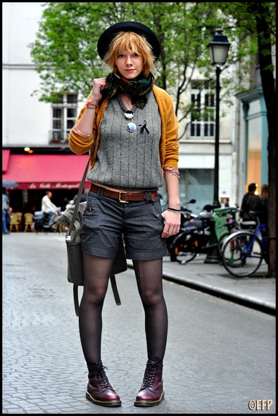 Dr Martens Street Style