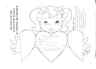 Blog Da Suzana Modelo De Convite E Cartão Para O Dia Das Mães