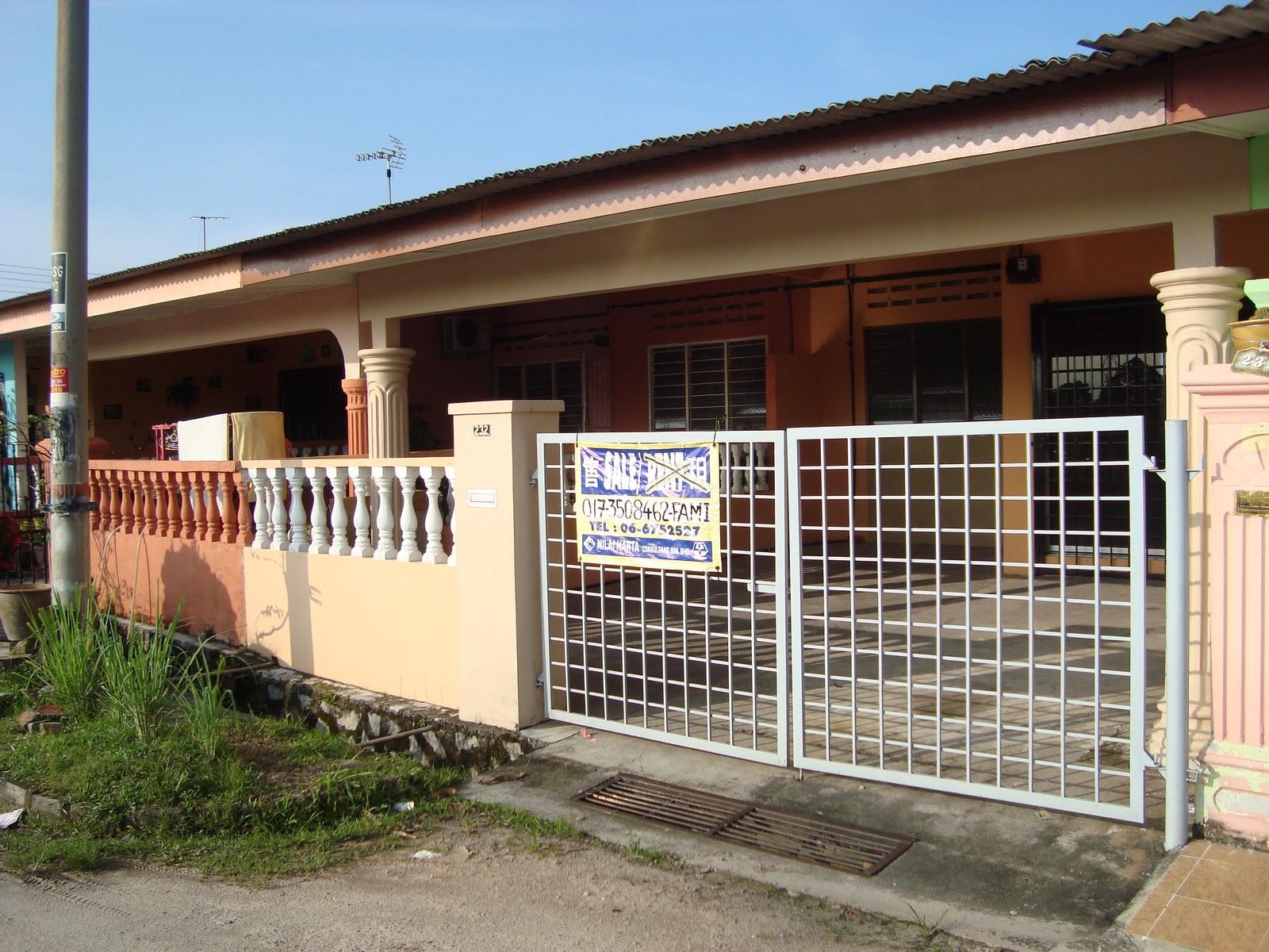 Rumah Teres Kos Rendah Selangor Sepamer A