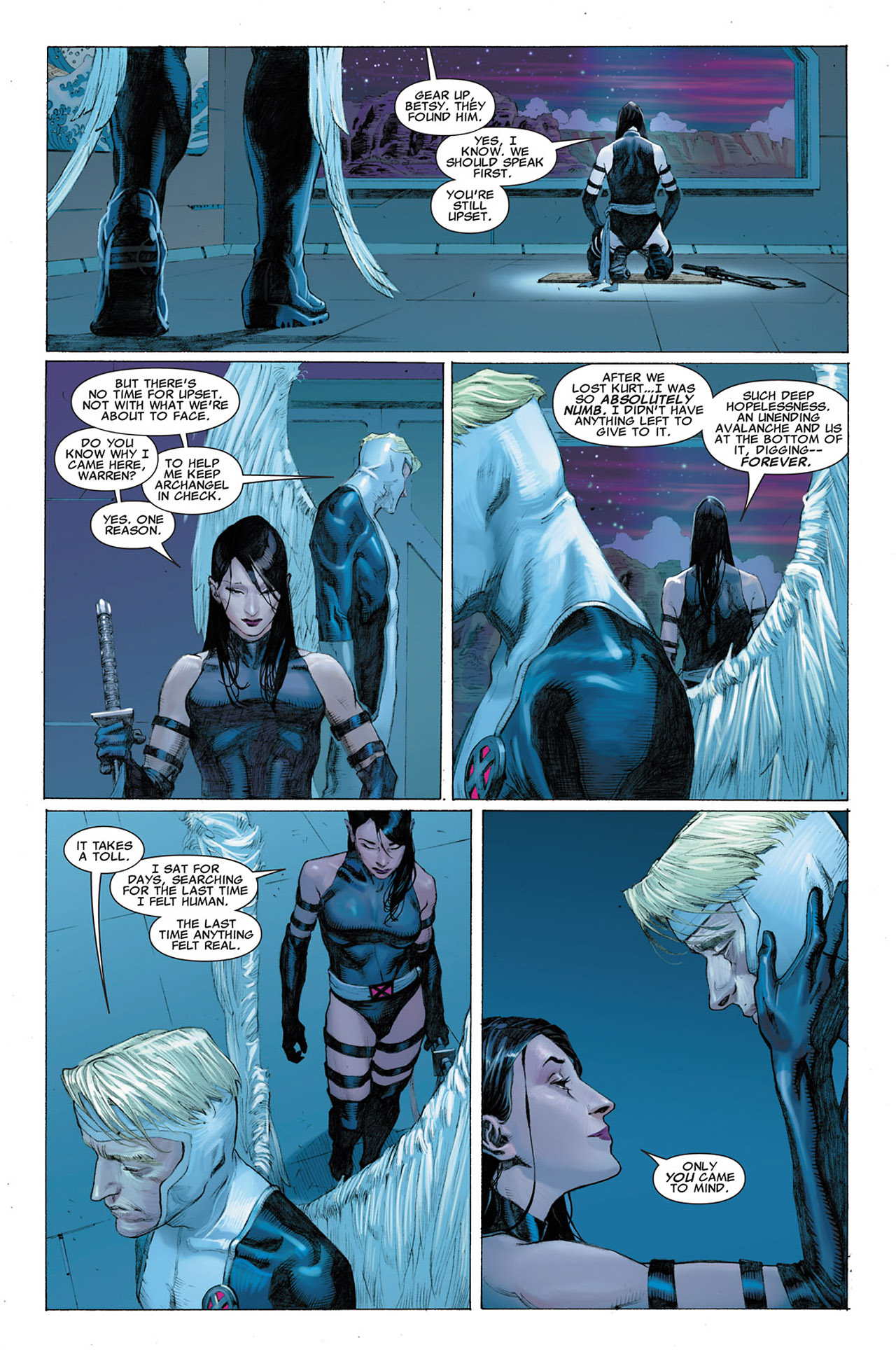Read online Uncanny X-Force (2010) comic -  Issue #2 - 13