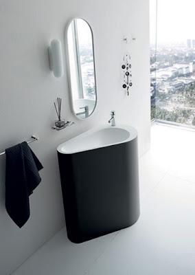 luxury white monochrome bathroom | Bathroom Design: Modern Luxury Bathrooms Black and White ...