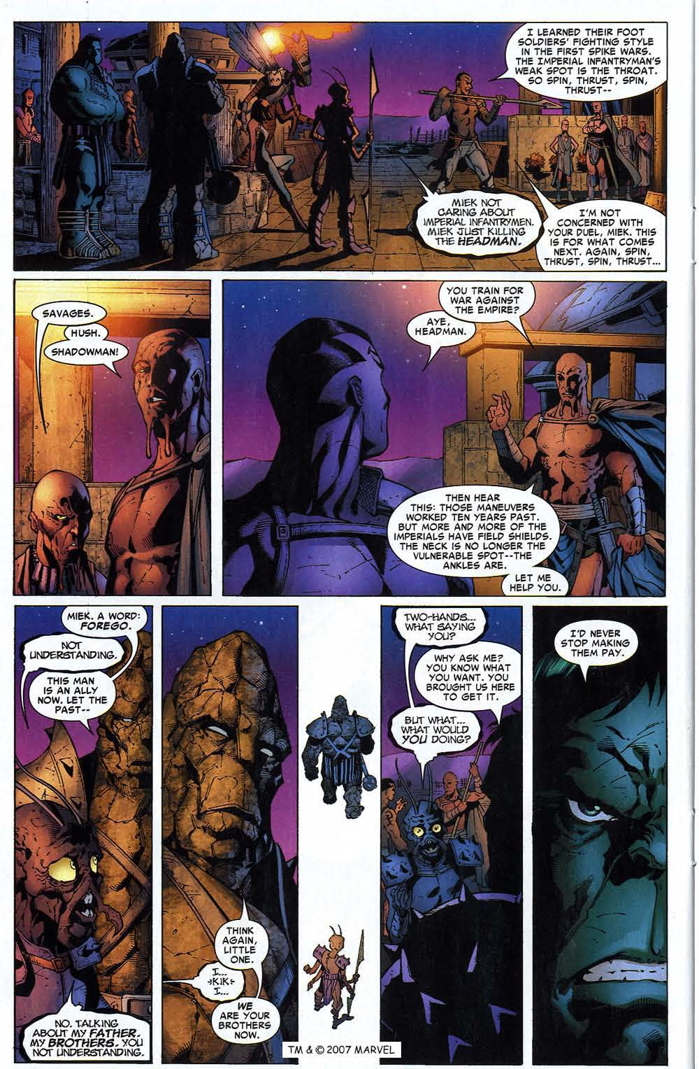 Read online The Incredible Hulk (2000) comic -  Issue #96 - 28