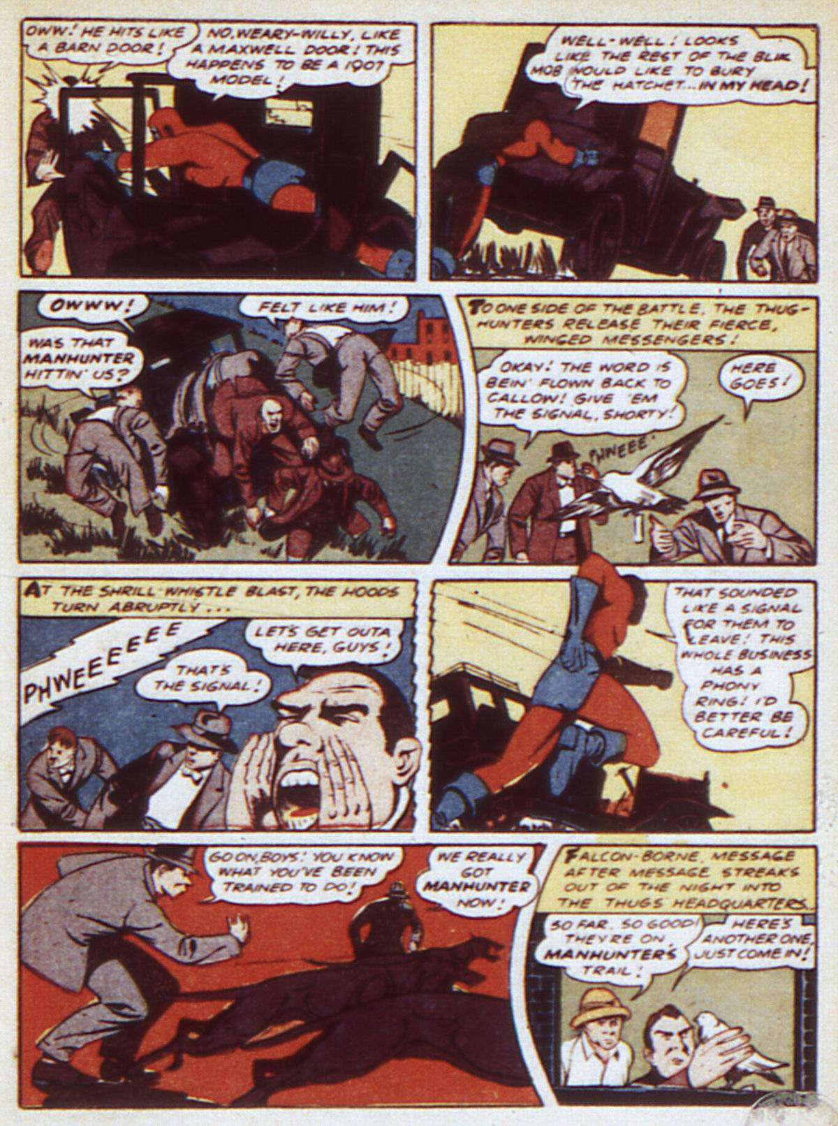 Read online Adventure Comics (1938) comic -  Issue #84 - 51