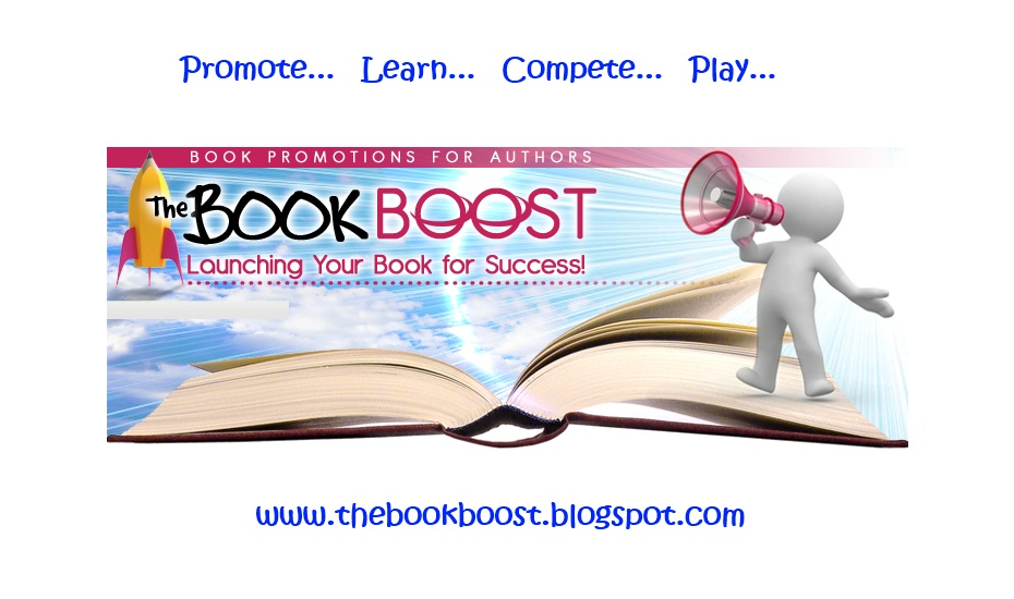 The Book Boost Blog