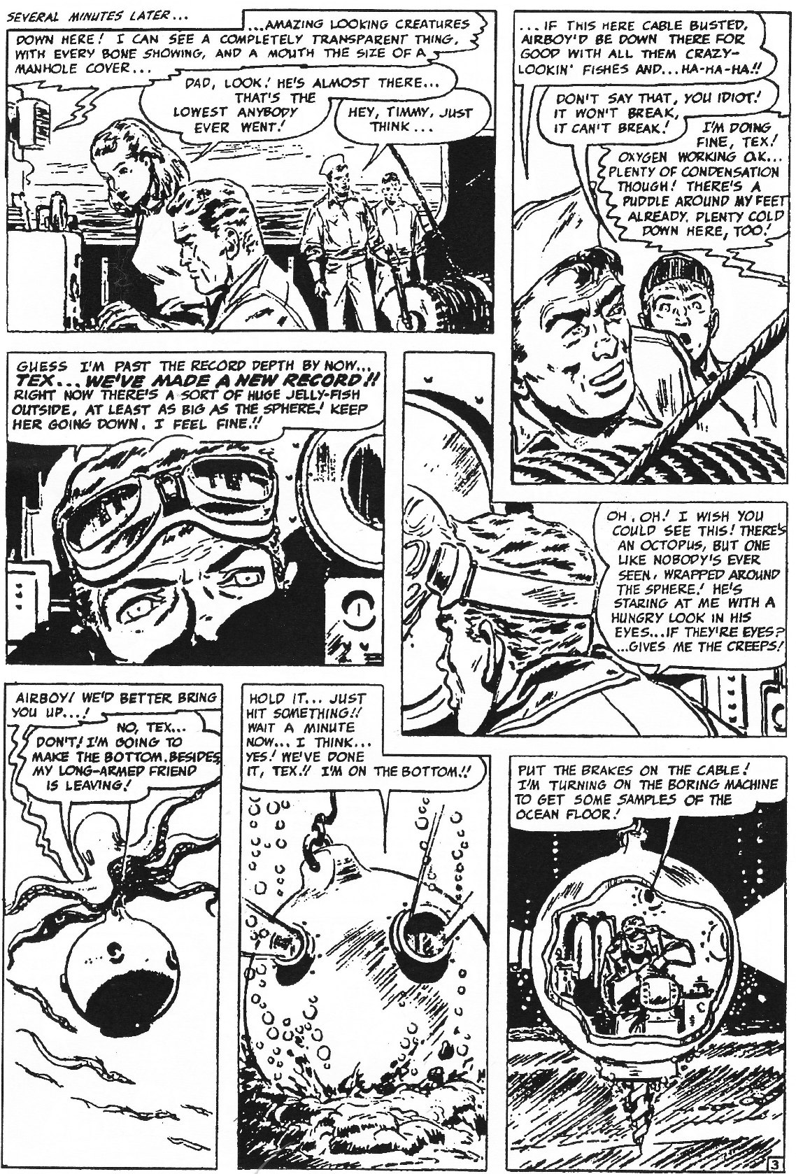 Read online Men of Mystery Comics comic -  Issue #57 - 29