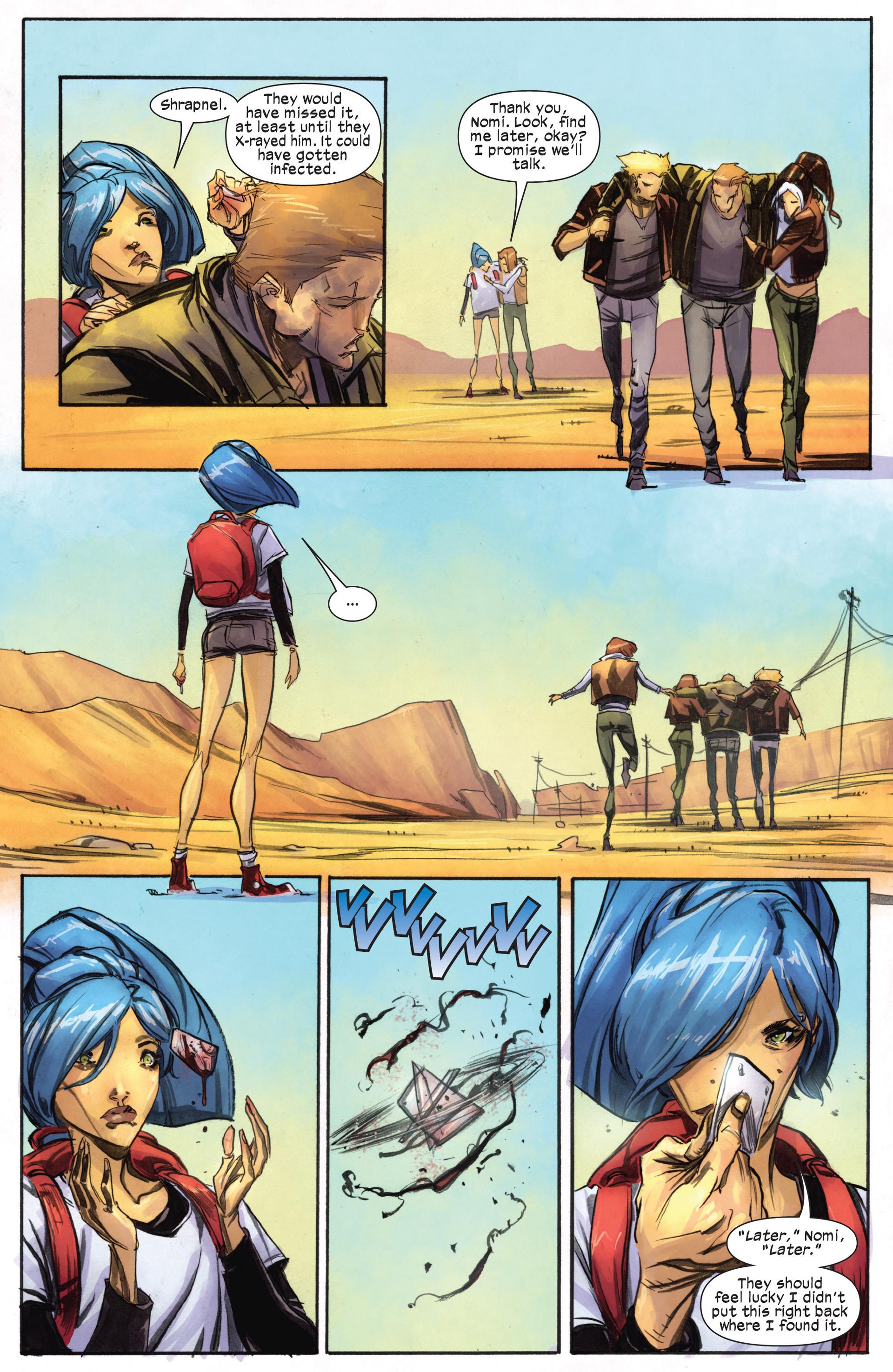 Read online Ultimate Comics X-Men comic -  Issue #18.1 - 13