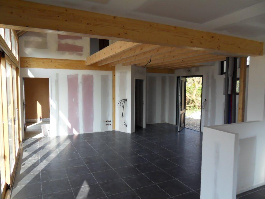 la petite maison dans la prairie de languidic 11 avril 2009 pose du carrelage dans la pi ce. Black Bedroom Furniture Sets. Home Design Ideas
