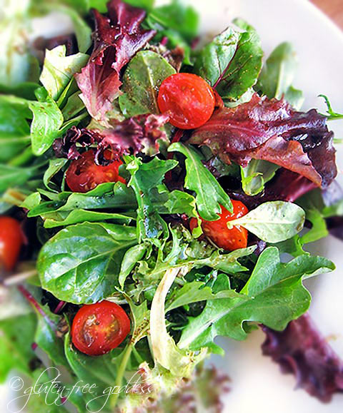 Gluten free salad dressings for your fresh crisp greens