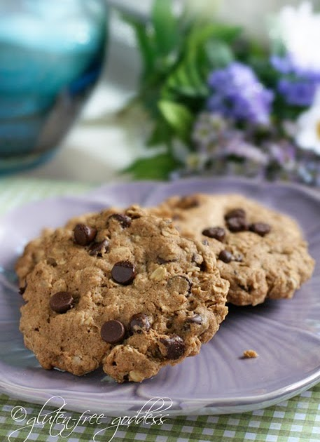 ... Goddess® Recipes: My Best Gluten-Free Chocolate Chip Cookie Recipes