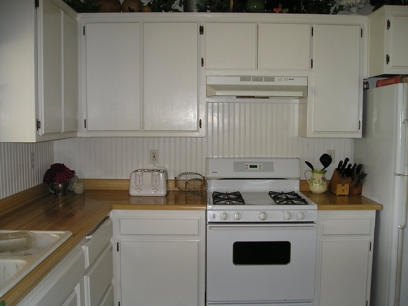 - A Garden Of Roses: Kitchen Makeover Part 2