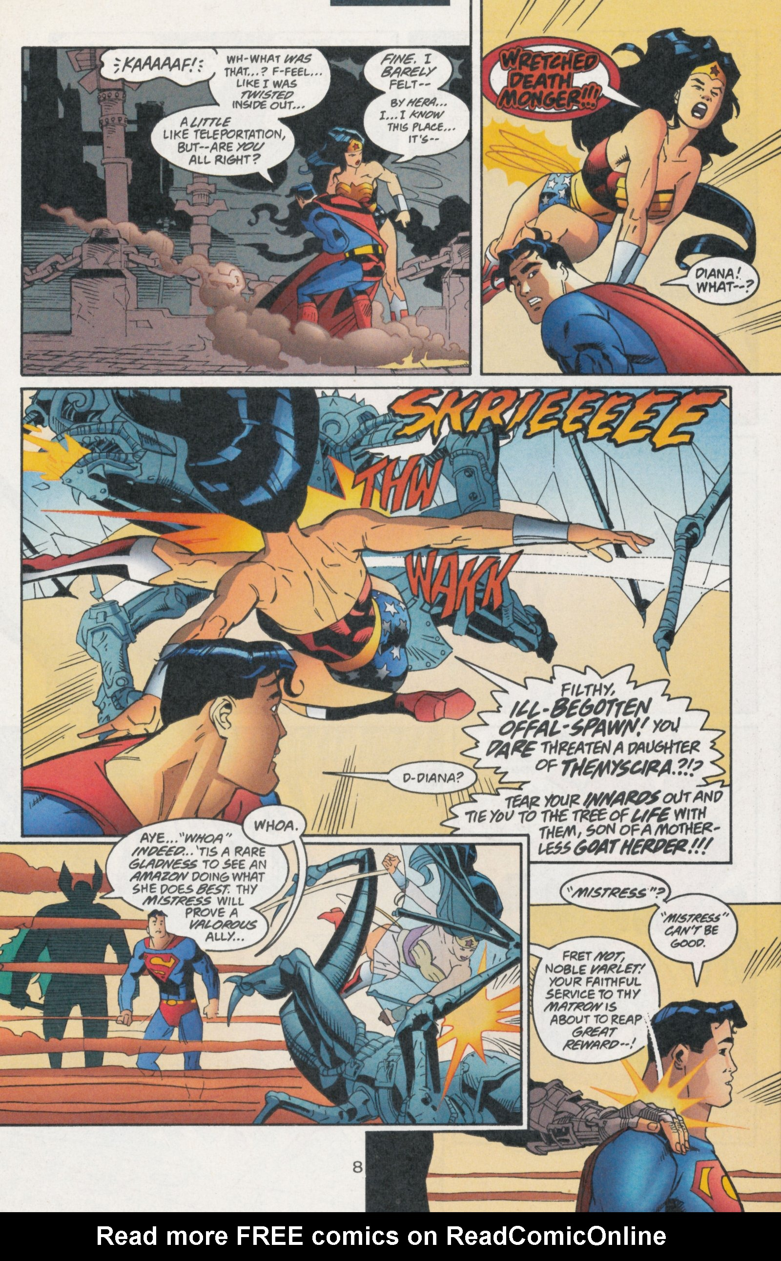 Read online Action Comics (1938) comic -  Issue #761 - 14