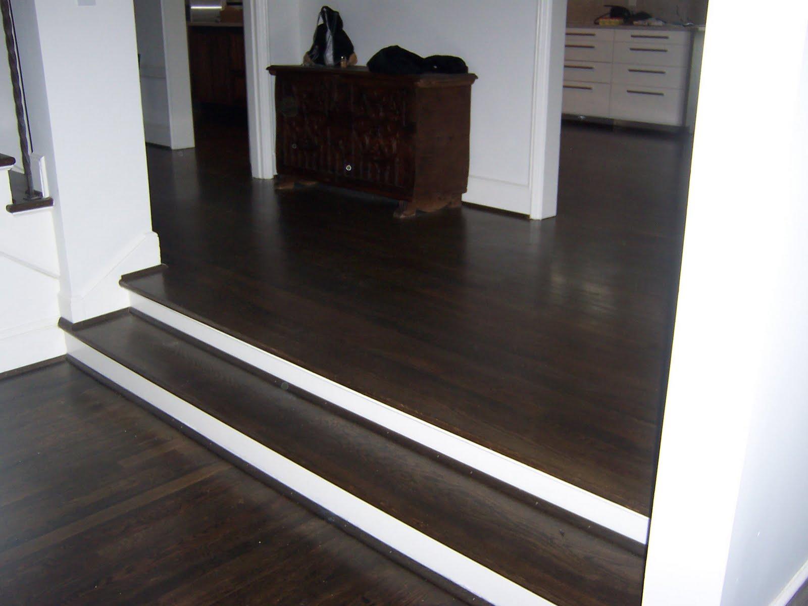 Chitner Floors Ebony Stained Floors