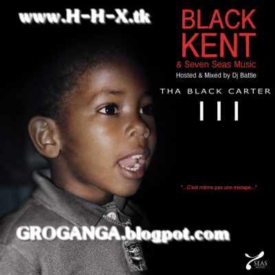 Black Kent La Fouine 102