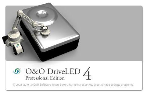 O&O DriveLED 4