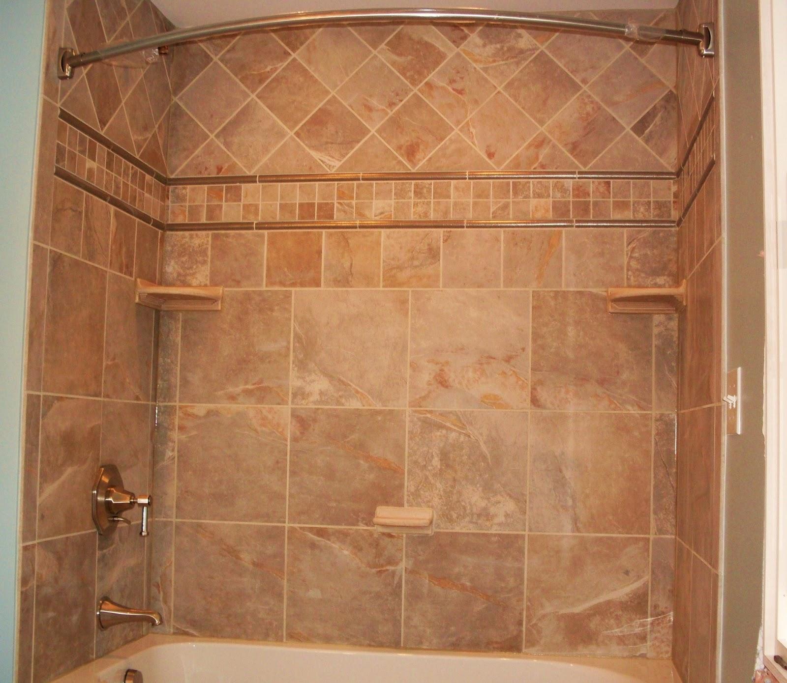 Bathroom Tub Surround Tile Ideas: Remodel Ideas On Pinterest