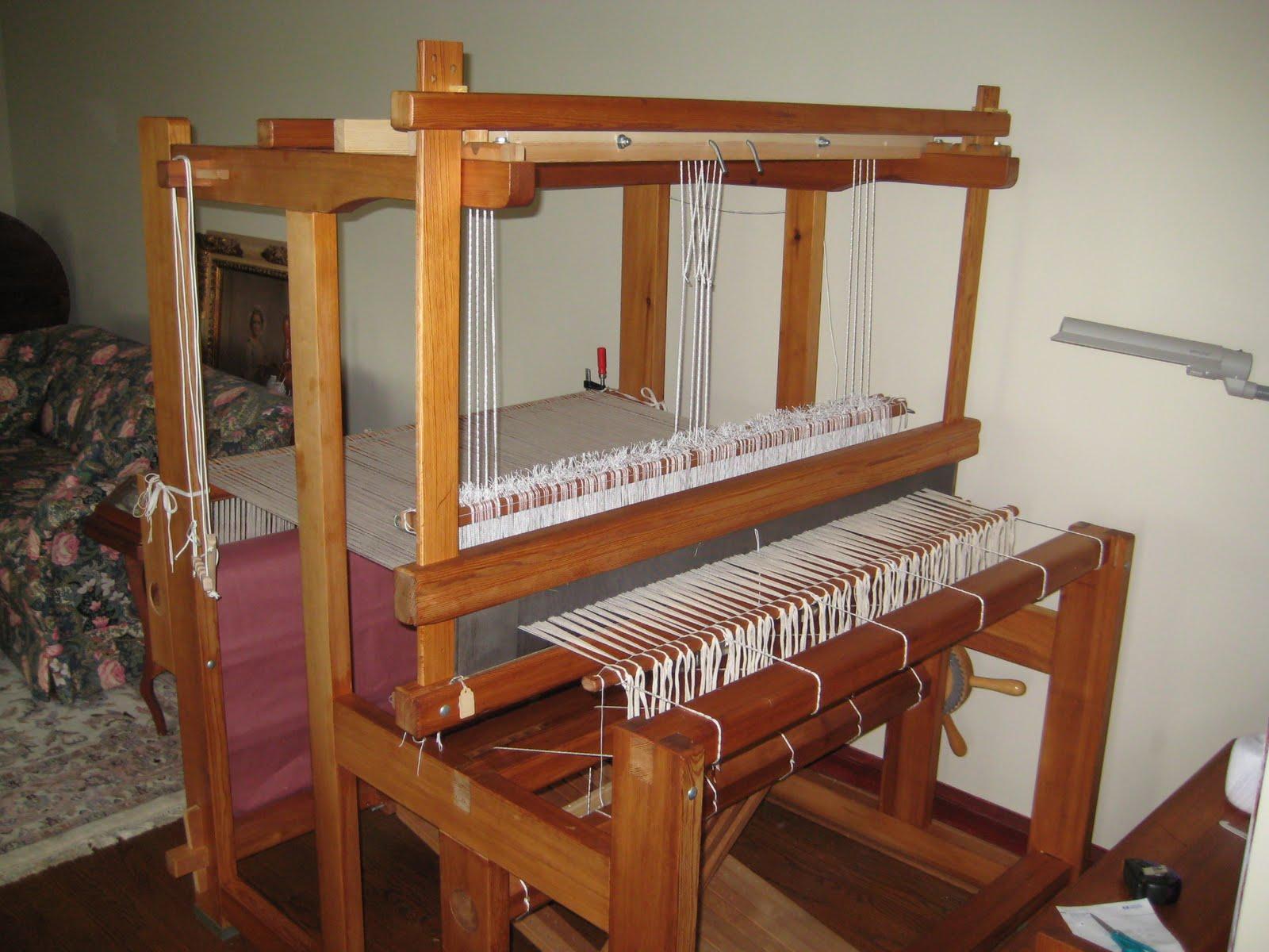 Swedish Countermarch Loom